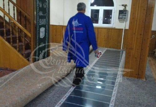 Aydın Yeni Pazar Çavdar Köyü Camii