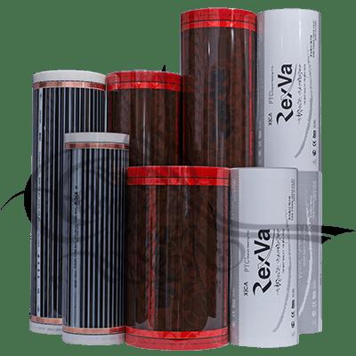 Osmanlı Isııtma 80 cm 50 cm 100 cm Karbon film