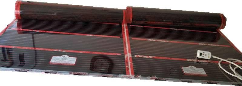 dört metrelik halı ısıtma PTC