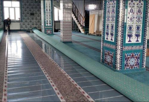 Ankara cami ısıtma
