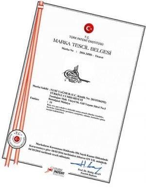 Osmanlı Isıtma marka tescil